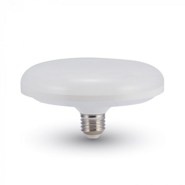 "LED ""UFO Tellerlampe"" E27, 16W, 1350lm kaltweiß"